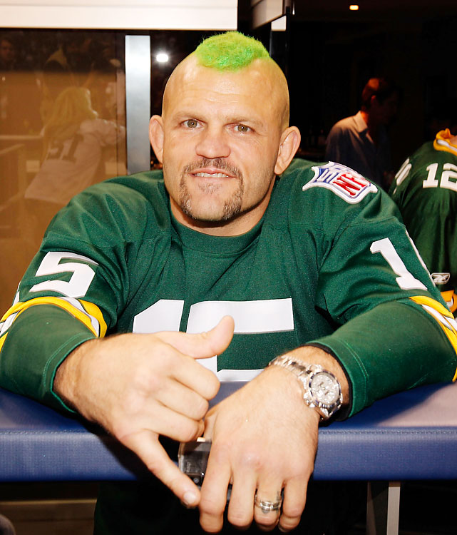 The Iceman is from California, but you can't blame him for abandoning the 49ers, Raiders or Chargers this year.