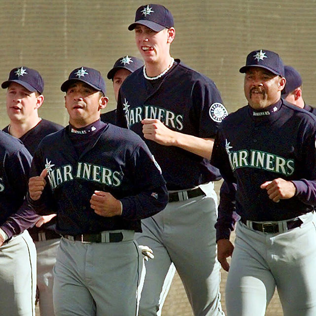 "Billed as ""The Little Unit"" for obvious comparisons, Ryan Anderson never fully materialzed despite being the No. 1 overall pick by the Mariners in the 1997 draft. He threw three years in the M's organization, succumbed to arm surgeries and resurfaced in 2005 with the Brewers' high-A affiliate before giving up baseball for good. In 2006,  USA Today  reported Anderson enrolled in culinary school in Scottsdale, Ariz."