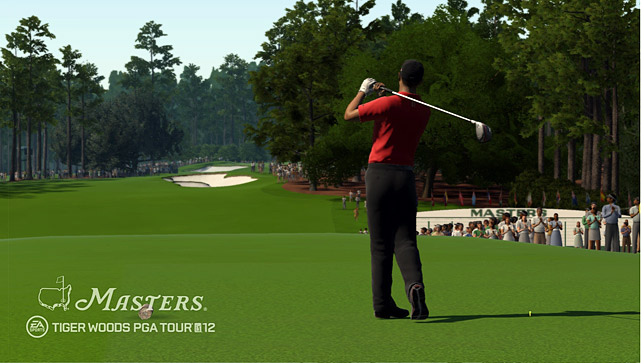 Augusta National is no longer hallowed grounds reserved for only the elite of the golfing community. Heck, you can play in your boxers while munching on Cheetos if you want. For the first time ever, Tiger's video game includes the course that made him famous and the results are spectacular. Each hole is rendered perfectly down to the last azalea and the course plays as tough as it looks on TV.   Small mistakes balloon into huge numbers that knock you off the leaderboard. If you have a Wii or a PlayStation Move, you can turn on the True Aim perspective for the most realistic stroll through Augusta short of actually getting onto course grounds. You even get Jim Nantz whispering in your ear during every shot along the way to winning one of those handsome green blazers.   Score: 9.5 out of 10     Video Review: Tiger PGA Tour 12: The Masters
