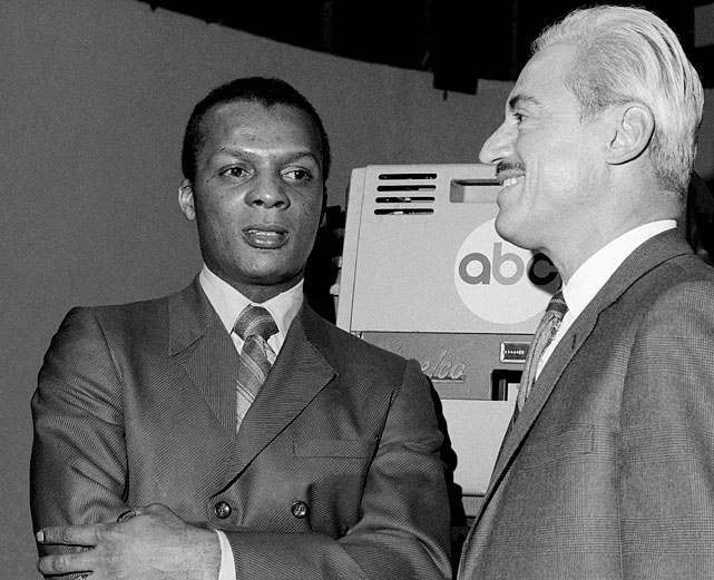 On Oct. 7, 1969 the Cardinals traded Curt Flood to the Phillies for three players.  The only problem?  Flood refused to go.  He forfeited his lucrative contract and demanded the commissioner declare him a free agent.  MLB commissioner Bowie Kuhn declined, and Flood sued.  Eventually his case went before the Supreme Court, where it was struck down.  Free agency as we now know it did not begin until 1975, but it could not have happened without Flood laying the groundwork.