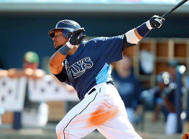 Ramirez currently sits 14th with 555 career home runs, but with 32 more, he can slide by five players: Reggie Jackson (563), Rafael Palmeiro (569), Harmon Killebrew (573), Mark McGwire (583) and Frank Robinson (586).