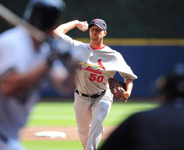 The Cardinals postseason prospects for 2011 took a hit when Wainwright announced he would miss the entire season to undergo Tommy John surgery on his right elbow. The 2010 runner-up for the NL Cy Young has accounted for 39 wins the past two seasons and owns a career 2.97 ERA.   Send comments to siwriters@simail.com.