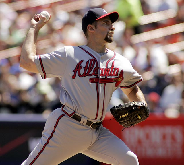 Smoltz was one of the game's elite starters throughout the 1990s, winning the 1996 NL Cy Young award and helping anchor the Braves' dynastic pitching staff. But he needed Tommy John surgery before the 2000 season and missed the entire year before returning as a relief pitcher in 2001. He was an All-Star closer through the 2004 season before rejoining the starting rotation and pitching until retiring after the 2009 season at age 42.
