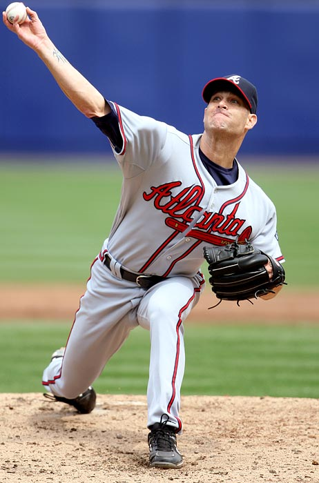 After winning at least 11 games in each of his first nine seasons, Hudson was sidelined by Tommy John surgery midway through the 2008 season. He returned in late 2009 and had seven promising starts, but it was in 2010 that he truly regained his form. Hudson went 17-9 with a 2.83 ERA, his best since 2003, and was named NL Comeback player of the year.