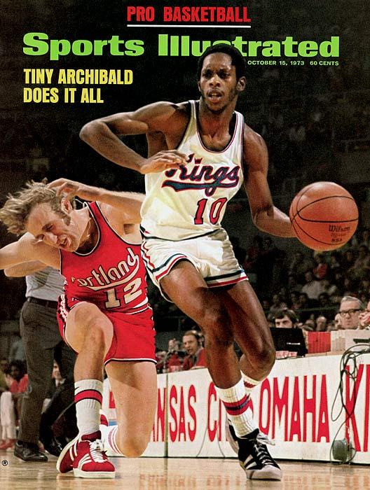 """Before he was """"Tiny,"""" the 1981 NBA champion point guard was """"The Skate,"""" a moniker he earned after numerous summers at Rucker."""