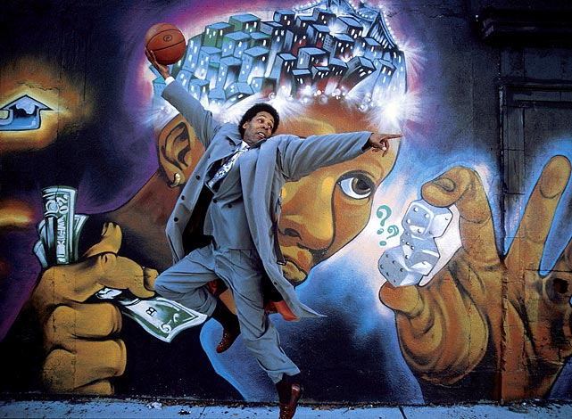 Anyone who is remotely familiar with Rucker Park knows of Pee Wee. The man was one of the greatest scorers on the Harlem blacktop and was often compared to NBA legends Tiny Archibald and Dr. J. But after a successful streetball career, Pee Wee's off-court troubles -- drug-dealing and a stint in prison -- kept him from finding similar success in the pros.