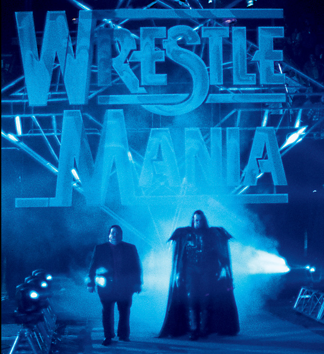 WrestleMania XV was held at the First Union Center in Philadelphia and was highlighted by Stone Cold Steve Austin defeating The Rock in a no disqualification match for the WWF Championship. In the night's other big match, The Undertaker defeated The Big Boss Man in a Hell in a Cell match.