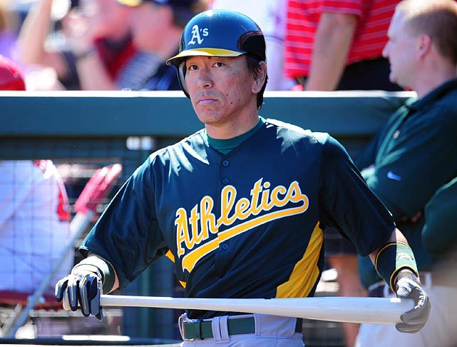 Following the lead of his fellow countrymen, Hideki Matsui donated around $600,000 to the relief efforts on March 21.  Matsui had previously donated around $600,00 following the Indian Ocean tsunami and around $120,000 to Japan following a smaller earthquake in 2007.