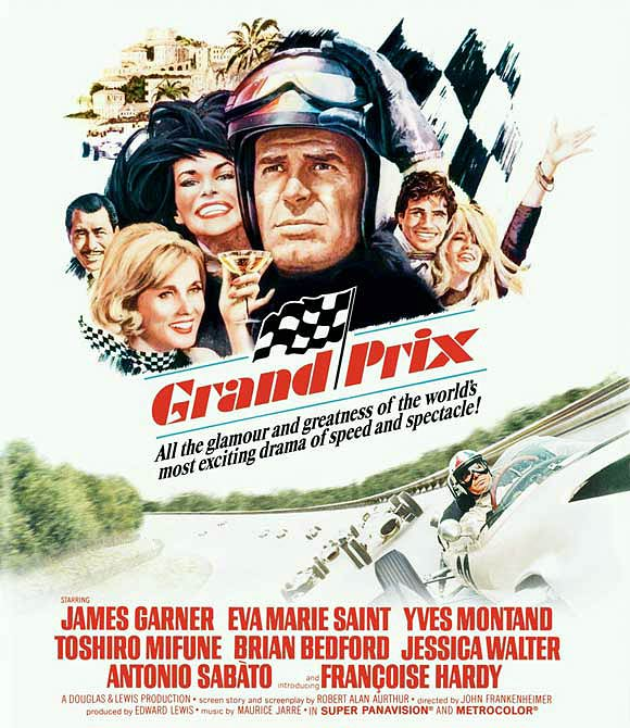 The Citizen Kane of motorsports films for its erudite following. This 1966 film follows the career and personal life of an American Formula One driver Pete Aron (portrayed by James Garner) as he attempts to reconstruct both following a horrific crash -- for which he was complicit -- at the Grand Prix of Monaco that injured his teammate. Chocked with period documentary footage and rousing musical score, Grand Prix is exhilarating, particularly when considered in its context of a period when daring, skill and their consequences were not drop-and-draggable.