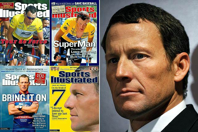 The man behind the yellow Livestrong bracelets on millions of wrists, Armstrong ended Comeback 2.0 without the yellow jerseys that marked his first return. The cyclist previously overcame cancer to win seven straight Tour de France titles (from 1999 to 2005). But in his latest return to cycling, announced in September 2008, Armstrong took 3rd at the Tour de France in 2009 and 23rd in 2010.