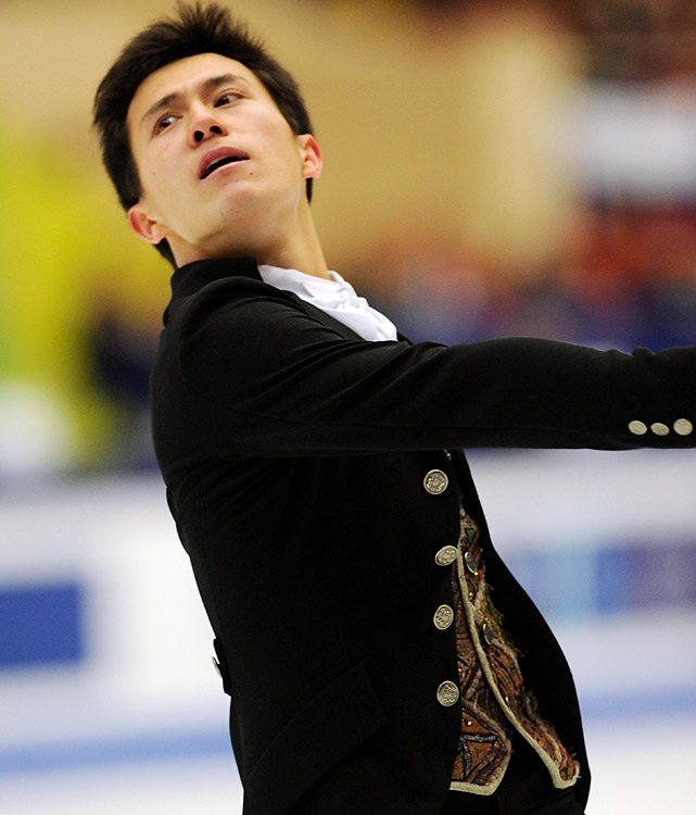 The two-time reigning world silver medalist added quadruple jumps to his repertoire this season. He landed three of them in winning his fourth straight Canadian title and also took the Grand Prix Final. Chan is extremely accomplished for his age (20) and likely hasn't peaked yet.