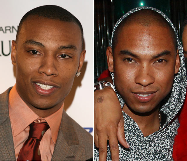 Caron Butler : Dallas Mavericks forward  Miguel : R&B singer