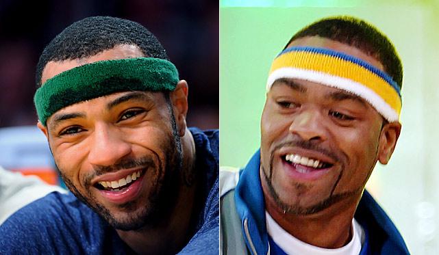Kenyon Martin : L.A. Clippers forward  Method Man : Rapper