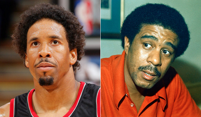 Andre Miller : Denver Nuggets guard  Richard Pryor : Late actor, comedian