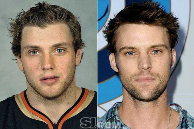 "Bobby Ryan  - Anaheim Ducks right wing  Jesse Spencer  - actor,  ""House M.D."""