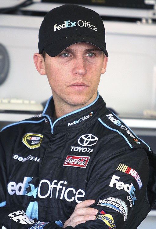Points Standing: 13   Wins: 0   Top 10s: 3   Top 5s: 1   2011 Season:  To say that Denny Hamlin's season has been a disappointment would be a massive understatement. The 2010 Cup title runner-up has suffered from engine woes and bad racing luck and has yet to take the checkers, despite winning six Cup events last year.
