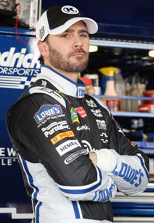 Points Standing: 2   Wins: 1   Top 10s: 7   Top 5s: 4    2011 Season:  Though at this point last season Jimmie Johnson had already taken three trips to Victory Lane, it's certainly not time to panic for the five-time champ. He heads to Charlotte with two All-Star race victories under his belt and the chance to collect on a $1 million payday.