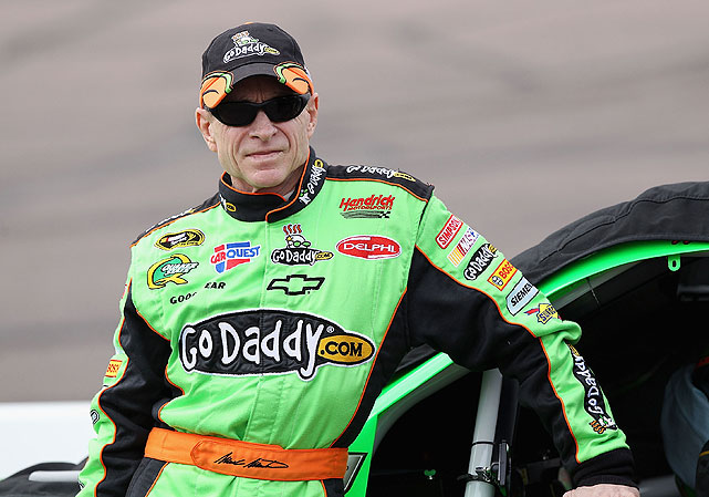 Points Standing: 11  Wins: 0  Top 10s: 4  Top 5s: 1   2011 Season:  His future may be uncertain when he departs from Hendrick Motorsports, but Mark Martin hasn't let that impact his year. The veteran driver has raced a solid season and could be in line for a spot in the Chase.