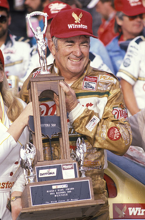Tied for third on NASCAR's all-time wins list, Bobby Allison waited a long 18 years before taking the checkers in the Great American Race.