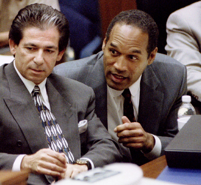 Before Jenner married Kris, the patriarch of the family was Robert Kardashian, who earned fame for being a part of O.J. Simpson's defense team. He passed away in 2003.