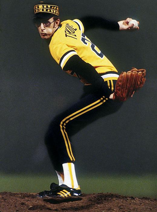 Pittsburgh Pirates (1974-85)   Philadelphia Phillies (1985-88)   Cincinnati Reds (1989)