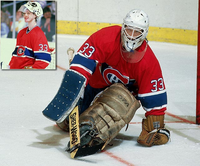 Yet another legendary example out of Montreal, Roy was a highly regarded prospect, but his rookie season (23-18-3, 3.35 GAA) did not suggest the Hall of Fame greatness to come. Yet in the playoffs that spring, he took over the starting role and earned the Conn Smythe Trophy while going 15-5 with a stunning 1.92 GAA while carrying the Habs to the Stanley Cup and earning the moniker St. Patrick.