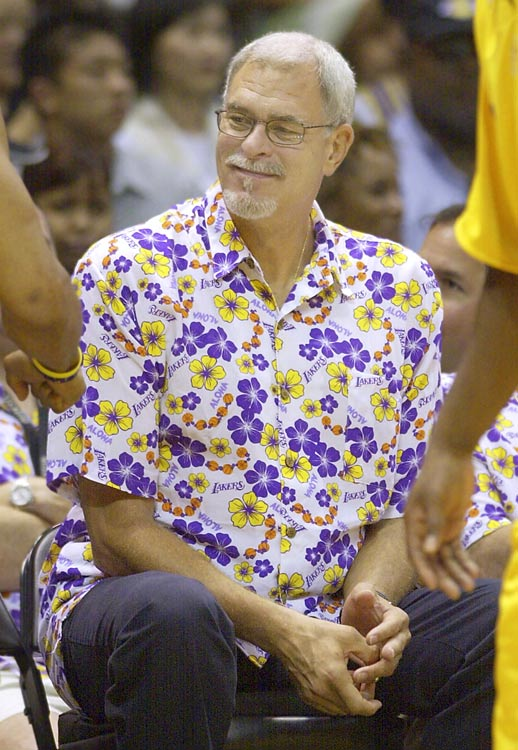 Only the Zen Master can wear this shirt in public.