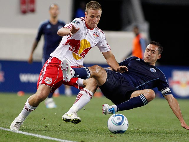 The Norwegian international represents half of the Nordic newbie pairing that might just push the Red Bulls into championship territory. Finally. Solli has already established himself as one of the premier right backs of MLS, proficient in attack and steady as they come in defense. All this is even more impressive when you consider that he's been a right wing or center midfielder for most of his career.