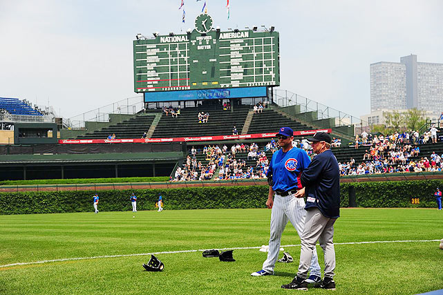 The exits of Edwin Rodriguez and Jim Riggleman got SI.com thinking: What's the best managerial job in baseball? Read on to see Tom Verducci's top 10.   Actually, there's a lot not to like: cramped, outdated home facilities, day baseball that saps a team in the second half, cranky fans and a history of instability (24 managers in 40 years). But you have to put the Cubs on the list for one reason: there is no championship bigger in sports than the Cubs winning the World Series.
