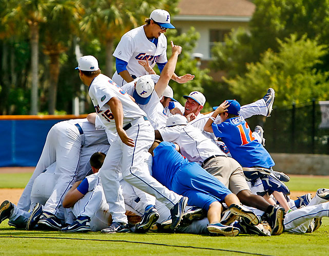 The Gators eliminated Mississippi State in three games in their Super Regional, advancing to their second straight College World Series. Florida entered the NCAA tournament as the No. 2 overall national seed.