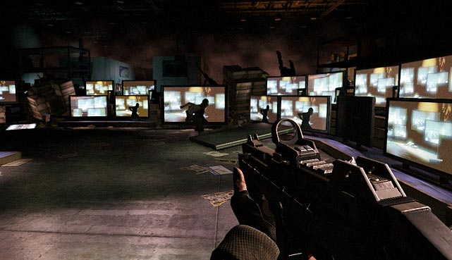 F.E.A.R. 3 is a typical first person shooter, but its' real strength is solid influx of horror survival and a unique co-op spin that adds a lot of replay value. The first time through each mission in campaign mode you play as Point Man, a genetically enhanced solider who's tracking to track down his evil mommy, Alma. Point Man uses standard weapons, grenades and cover mechanics, but he can also briefly slow down time, which is very handy when surrounded by enemies.  After completing each mission, F.E.A.R. 3 allows you to play it again as Point Man's brother, Paxton Fettel. Fettel has telekinetic powers and can temporarily possess enemy combatants, so it's a completely different vibe playing each level again. The best experience in the game is playing co-op with one person controlling Point Man and the other Fettel. Each mission is scored, so you can choose to help or hinder each other. How you play it also affects the outcome of the game.  The sound effects in F.E.A.R. 3 are well done, but the graphics when compared to current generation games are underwhelming. The AI in the game is average, though it doesn't deter from the experience. There's also a handful of very entertaining multiplayer modes that also enhance the longevity of the game.  Score: 7.5 out of 10