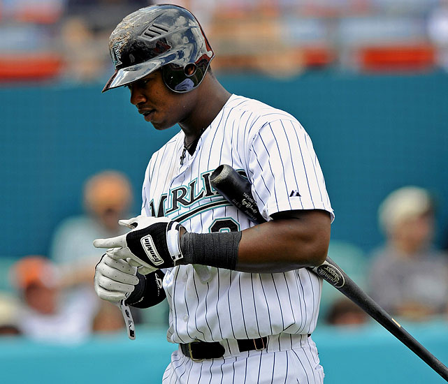 "Ramirez was one the short list for ""best player in baseball"" two years ago. After an off-year in '10, he's collapsed in '11, improving his walk rate seemingly at random while doing nothing else at the plate. He's recently cited a back problem and may head to the DL to give it a rest, and you almost hope that an injury -- rather than some inexplicable loss of skill at his peak -- is responsible for a .210/.306/.309 line. Ramirez, who was blasted for not hustling last season while nursing an injury, may have tried too hard to stay in the lineup this year rather than cop to the back problem."