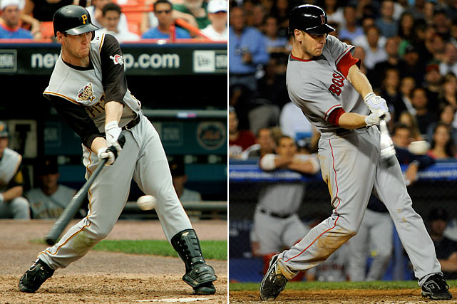 The 2004 AL Rookie of the Year, Bobby Crosby, was a first-round draft pick. The NL winner? He was drafted in the 22nd round. Jason Bay, one of Canada's best hitters of all-time, averages 30 home runs a season and has made three All-Star appearances since his 2003 debut.