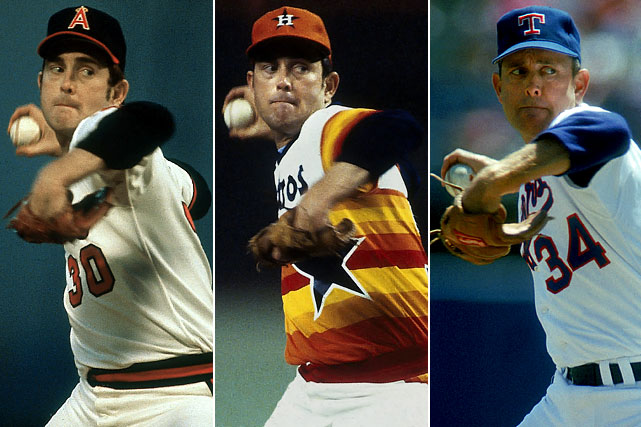 "The second and third days of the MLB Draft may not have had the fanfare of Monday, but that does not mean the players selected in the later rounds are doomed to a career in the minor leagues. In fact, some of the game's greatest players were not drafted until after the 10th round. SI.com looks back at some of the greatest ""diamonds in the rough"" since the MLB began holding a draft in 1965.   225 different names were called in the 1965 MLB Draft before the New York Mets rang Nolan Ryan's number. Ryan would go on to be arguably the greatest pitcher of the modern era, amassing a record 5,714 strikeouts and pitching seven no-hitters."