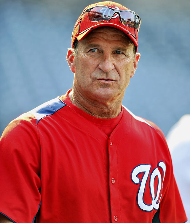Despite the fact that the Nationals were on an 11-1 run and were above .500 in mid-June for the first time since 2005, manager Jim Riggleman decided to resign on June 23. Riggleman was angry that the club had not yet picked up his option for the next season. Davey Johnson was hired as the team's new interim manager.