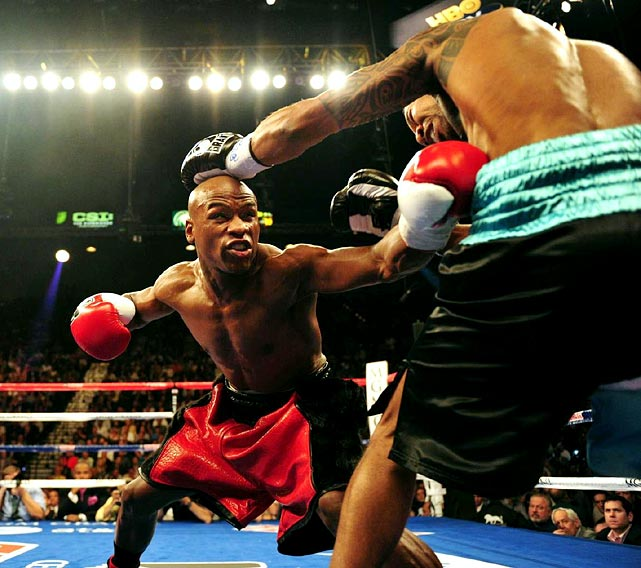 """Floyd """"Pretty Boy"""" Mayweather, Jr. earned $60.25 million in 2010, enough to rank him third on last year's list. Mayweather, who has not fought since last May, plans to fight Victor Ortiz in September. Boxing fans, of course, are hoping he faces Manny Pacquiao in 2012."""