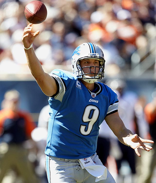 Detroit quarterback Matthew Stafford was 11th on last year's rankings after receiving $26.5 million in guaranteed bonuses for being drafted first overall in the 2009 NFL draft. Stafford is signed to a six-year contract that could be worth up to $78 million.