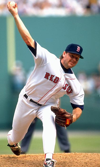 Boston fans were already angry with Roger Clemens after he left the Red Sox for their AL East opponents, the Toronto Blue Jays. But Clemens twisted the knife in the wound when he was traded to the hated New York Yankees two years later.