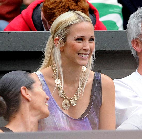 Australian actress/singer; wife of Lleyton Hewitt