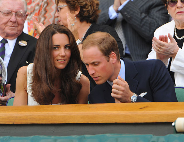 """It's great for tennis to have people like that coming to watch,"" Murray said. ""[Kate] has attended Wimbledon in the past and is a longtime fan of tennis."""