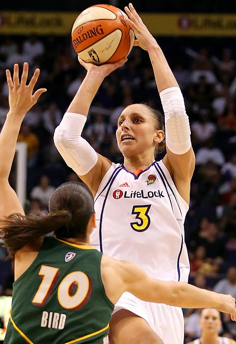 In 2010, Taurasi led the WNBA in scoring (22.6 ppg) for the third straight year as the main offensive option for the high-octane Phoenix Mercury. In 2011, as the team attempts to transition from a run-and-gun offense to a more balanced one, she may have trouble leading the league for a fourth year. Nevertheless, the 2009 WNBA MVP will gladly trade points for another trip to the WNBA finals.