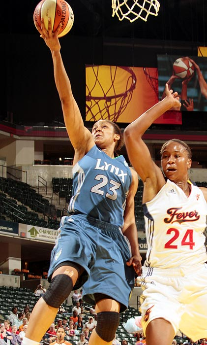 The No. 1 overall pick in the 2011 WNBA draft, Moore will look to follow fellow UCONN alumnae Tina Charles (2010) and Diana Taurasi (2004) as top overall draft picks to win Rookie of the Year honors. Moore's game is WNBA-ready, and she should make an already potent Lynx offense that much better.