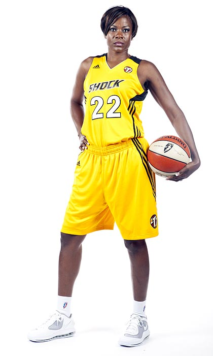 Swoopes, who turned 40 this year, is returning to the league she was a founding member of after a two-year hiatus. Her last season in the league was in 2008 with Seattle, who released Swoopes due to her chronic back problems. Grateful for a second chance with the Tulsa Shock, Swoopes will look to regain the form that made her a three-time MVP.