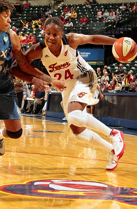 Catchings does a little bit of everything for the Indiana Fever. The former Tennessee Volunteer ranked in the top 10 in points, rebounds, steals and three-point percentage during the 2010 season, and with another pesky campaign in 2011, she could pass Ticha Penicheiro as the WNBA career steals leader. After falling to the Liberty in the first round of the 2010 playoffs, Catchings and the Fever are aiming to go further in 2011.