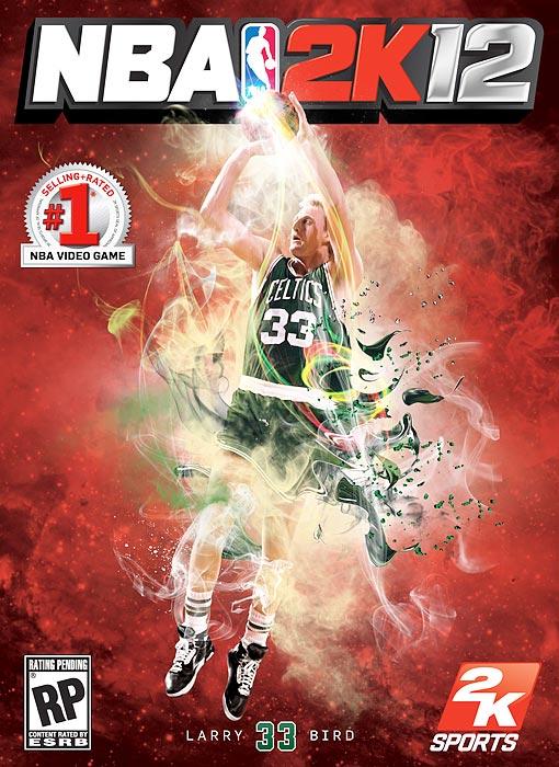 ...Celtics' legend Larry Bird.   And last, but not least is...
