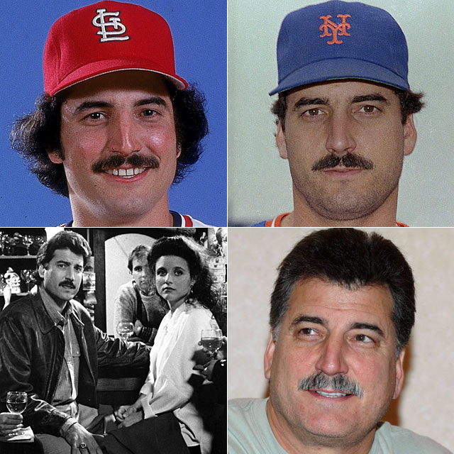 On Sept. 27, one of the great treasures in modern sports - Keith Hernadez's mustache - will cease to exist. The legendary Mets first baseman announced that he'll have his whiskers shaved outside Citi Field before the Mets' final home game of the season. The event will raise money for the Jacquelyn Hernandez Adult Day Health Center, which aids Alzheimer's disease patients and others with dementia. As the facial hair community mourns its loss, SI presents this gallery of memorable  mustaches in sports.