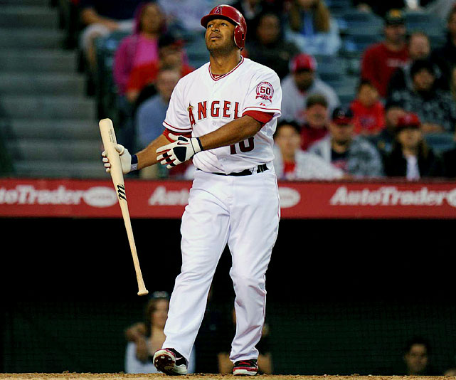 2010 Stats with Toronto Blue Jays (157 G, 590 AB):  79 R, 31 HR, 88 RBI, .273 AVG, .331 OBP   Wells seems to be missing Toronto. In his first year away from the Blue Jays, the outfielder has a career low batting average (.222) and on-base percentage (.248) through the All-Star break.
