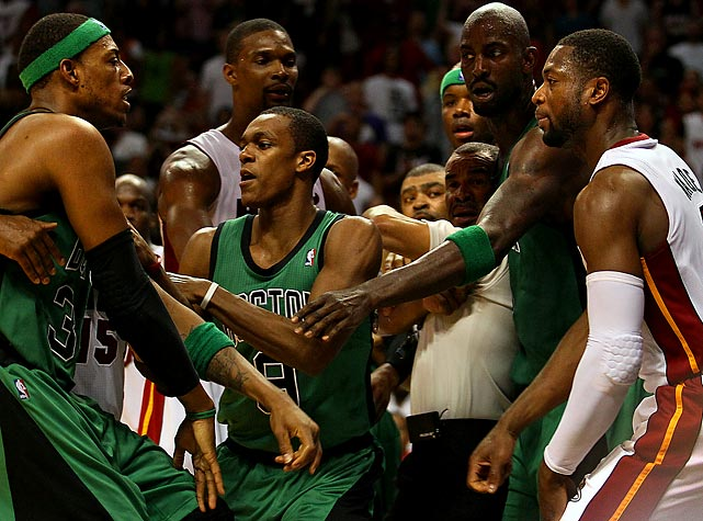 There is no love lost between these two teams and their games usually play out as such. The Celtics won three of their four meetings in the regular season last year, but Miami got revenge in the postseason, with a 4-2 conference semifinals win.