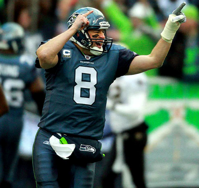 During his 10-year tenure, Matt Hasselbeck threw more than 4,000 passes for the Seattle Seahawks. Come Week 1, he'll prepare to throw his first for his new team, the Tennessee Titans.  Hasselbeck signed with the Titans as part of their offseason overhaul, with the franchise parting ways with head coach Jeff Fisher and quarterbacks Vince Young and Kerry Collins. The 35-year-old veteran will look to improve upon the team's 6-10 finish in 2010 while serving as a mentor to first-round selection Jake Locker.
