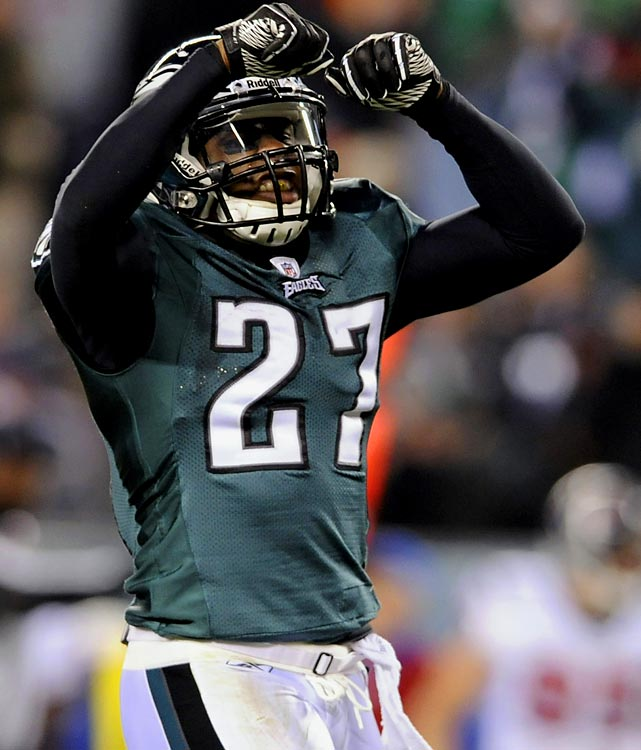 Mikell has never played pro football in anything other than an Eagles jersey. That changed when the safety signed a free-agent deal with the St. Louis Rams this week. Last season Mikell tied a career high with three picks and had a career-best 77 tackles.
